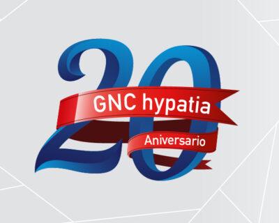 GNC HYPATIA celebra su 20 aniversario